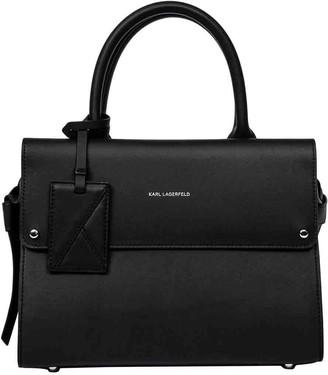 Karl Lagerfeld Paris K/ikon Top-handle Bag