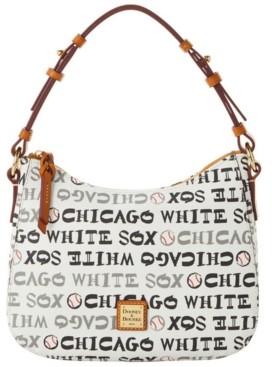 Dooney & Bourke Chicago White Sox Small Kiley Hobo Bag