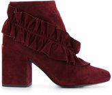 Senso Joelle boots - women - Suede/Synthetic Resin/Kid Leather - 35