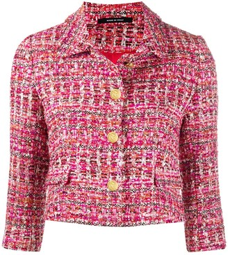 Tagliatore Mya tweed jacket