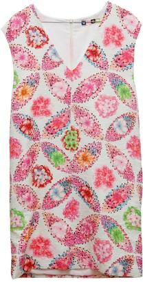 MSGM Multicolour Cotton Dresses