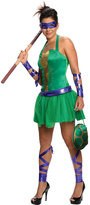 Rubie's Costume Co TMNT Donatello Costume Set - Women