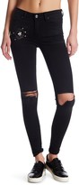 Genetic Los Angeles Naomi Distressed Skinny Jeans