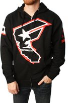 Famous Stars & Straps Men's Hollow Cali BOH Full Zip Hoodie