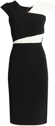 Roland Mouret Beadle Tailored Dress