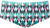Lygia & Nanny printed swim trunks
