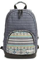 Volcom 'Schoolyard' Canvas Backpack
