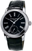 Frederique Constant Fc-710mb4h6 Classic Stainless Steel Watch
