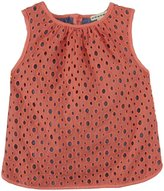 Anthem of the Ants Lace Shell (Toddler/Kid) - Pixie-2T