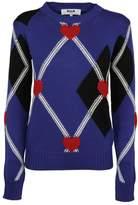 MSGM Diamond Pattern Sweater