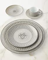 Hermes Mosaique au 24 Platinum Pasta/Soup Plate