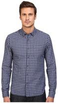 Scotch & Soda Long Sleeve Shirt in Grindle Yarn Quality