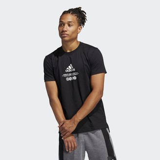 adidas Worldwide Hoops Tee