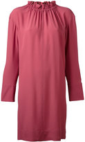 Marni shift dress - women - Silk/Acetate - 40