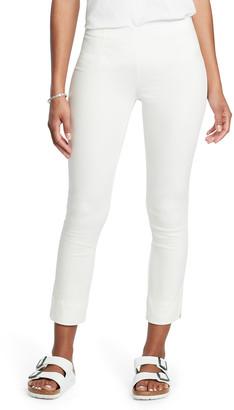 Nic+Zoe Garment Dyed Denim Pull-On Pants