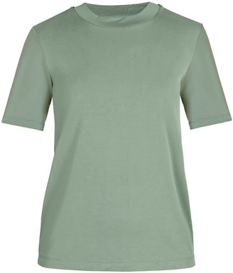 Flow T-Shirt & Minimal In Green