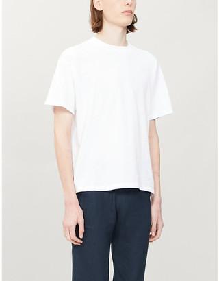Sandro Sleek cotton-jersey T-shirt