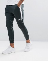 Nike Tribute Joggers In Green 884898-332