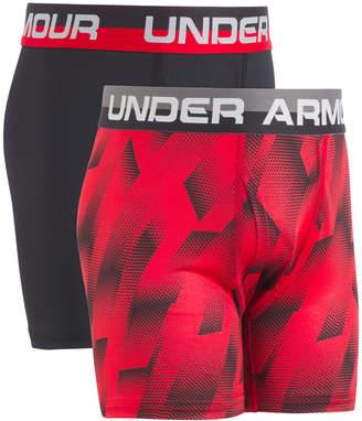 Under Armour Little & Big Boys 2-Pk. Ua Original Boxerjocks