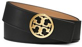 Tory Burch 1 1/2'' Reversible Logo Belt