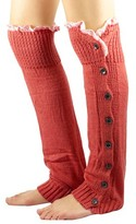 Ibasics Buttoned Leg Warmers