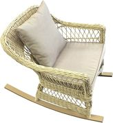 GYMS Outdoor Lounge Chairs Veneto Rocking Chair