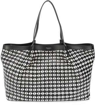 SERAPIAN Secret mosaic tote bag