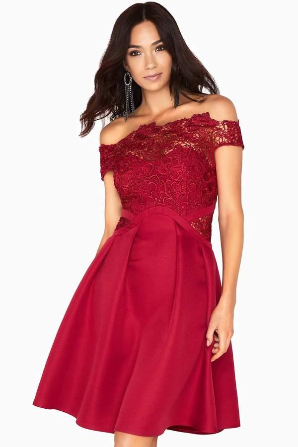 bc273562fc7 Little Mistress Crochet Lace Dresses - ShopStyle UK