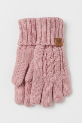 H&M Fleece-lined Gloves