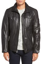 Andrew Marc Plymouth Lightweight Leather Jacket
