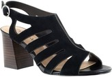 Bella Vita Leather Gladiator Block Heel Sandals - Colleen