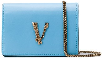 Versace mini Virtus crossbody bag