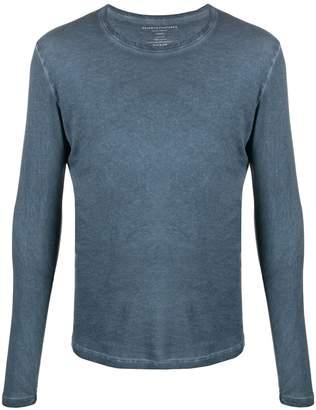 Majestic Filatures long sleeved cotton T-shirt