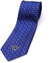 Versace Men's Men's Slim Silk Neck Tie