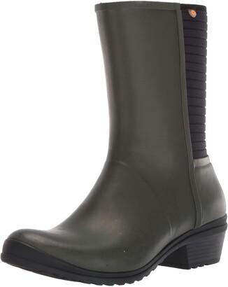 Bogs Women's Vista Tall Waterproof Rain Boot