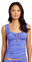 Kenneth Cole Women's In The Swing Of Things Tankini