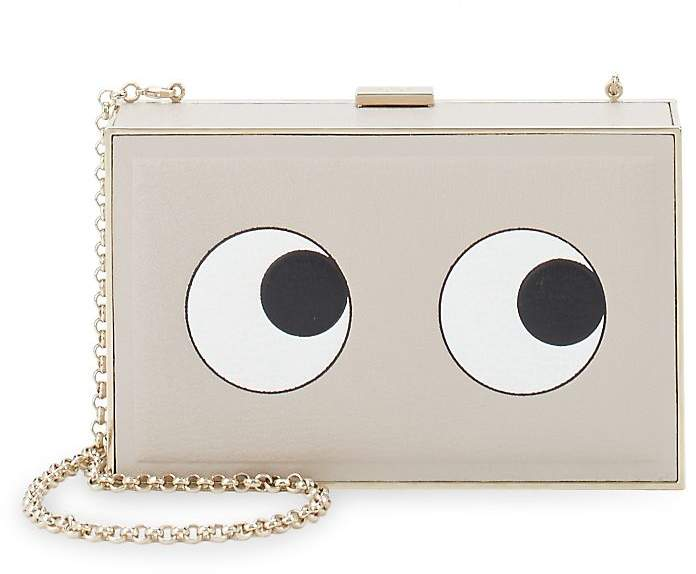 Anya Hindmarch Women's Imperial Eyes Clutch