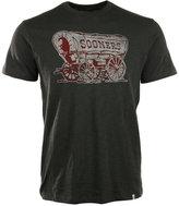 '47 Men's Short-Sleeve Oklahoma Sooners Scrum T-Shirt