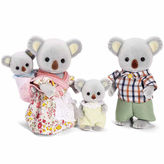 International Playthings Calico Critters Outback Koala Family