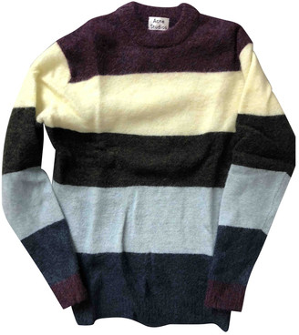 Acne Studios Multicolour Wool Knitwear