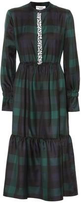 Baum und Pferdgarten Exclusive to Mytheresa Embellished midi dress