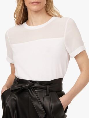 Warehouse Sheer Mesh T-Shirt