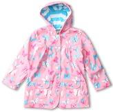 Hatley Girls' Rain Coat (Toddler/Little Kids/Big Kids) (Flying Butterflies) - Apparel