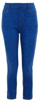 Dorothy Perkins Womens **Tall Blue 'Eden' Cropped Jeans, Blue