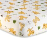 Disney Baby® Lion King Go Wild Fitted Crib Sheet