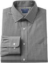 Croft & Barrow Men's Fitted Striped Dress Shirt