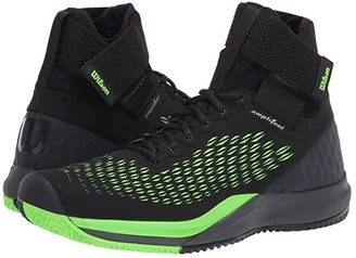 Wilson Amplifeel 2.0 (Black/Ebony/Green Gecko) Tennis Shoes