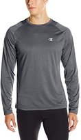 Champion Men's Vapor Run Long-Sleeve T-Shirt