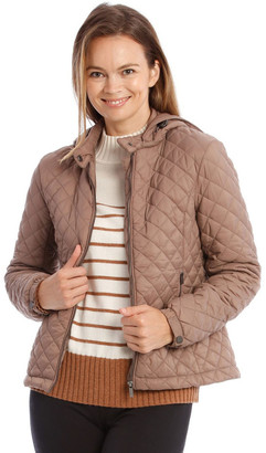 Trent Nathan Quilted Puffer Jacket