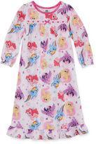 Hasbro Long Sleeve My Little Pony Nightgown-Toddler Girls